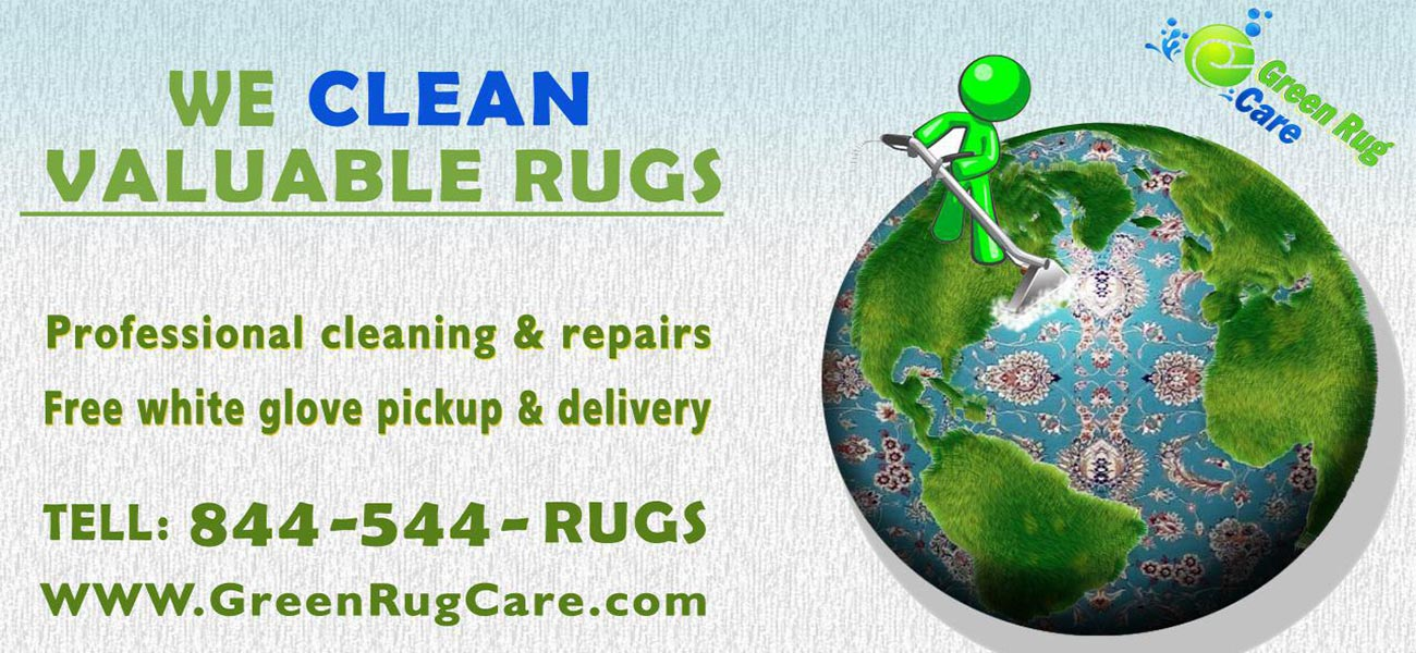 green rug care