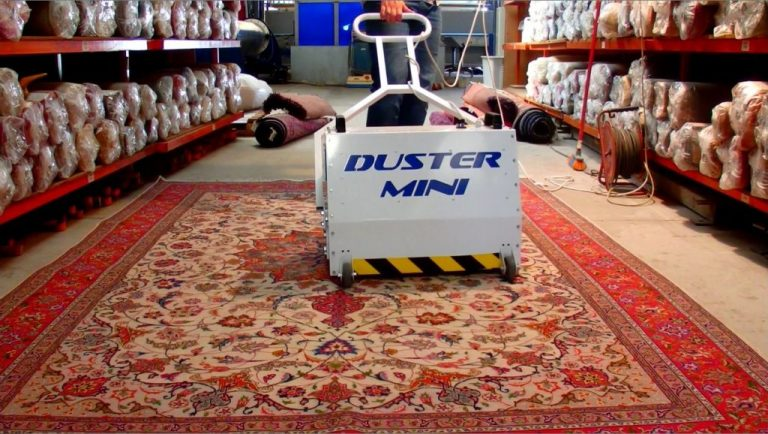 rug dust removal houston