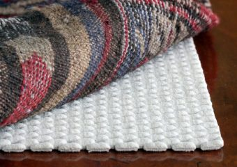 rug cleaning - rug pads